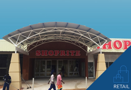 Chililabombwe Shoprite Centre
