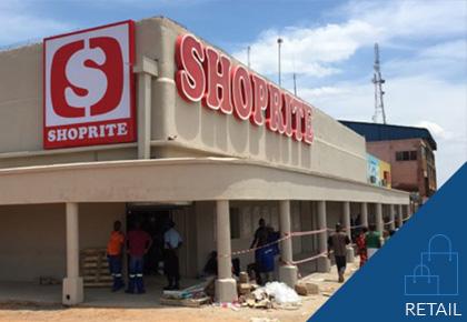 Kapiri Mposhi Shoprite