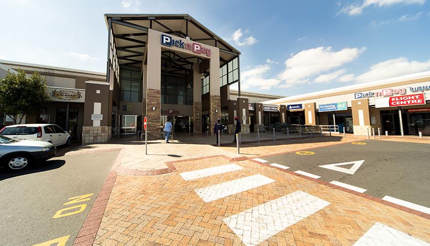 Plattekloof Shopping Centre