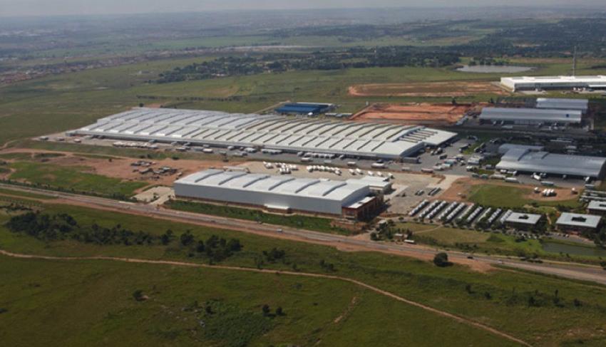 Shoprite Checkers Distribution Centre