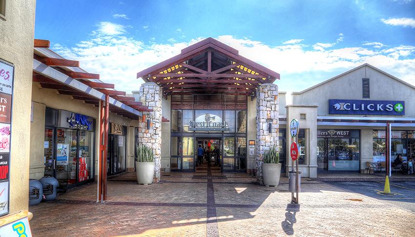 West Coast Village Mall