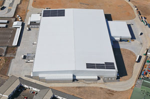 Woolworths Telkom Park Distribution Warehouse