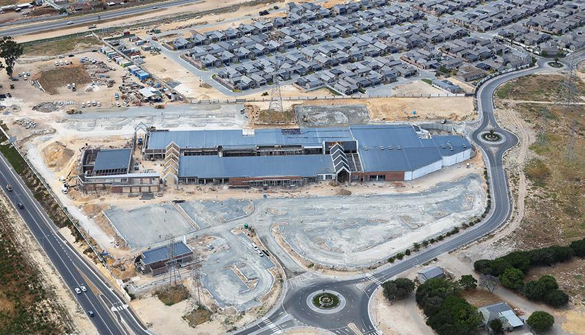 Haasendal Retail Centre